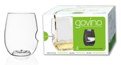 GOVINO DS WINE/COCKTAIL GLASS 12oz - S/4