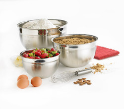 CUISIPRO MIXING BOWLS SET
