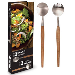 SALAD SERVING SET - 2 PIECE