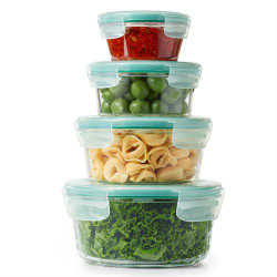 OXO SNAP GLASS CONTAINER SET