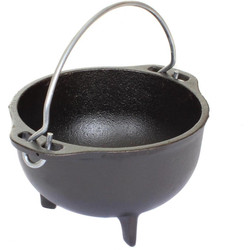 LODGE HEAT-TREATED 16oz COUNTRY KETTLE