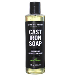 CARON & DOUCET - CAST IRON SOAP