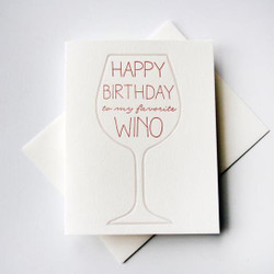 WINO BIRTHDAY