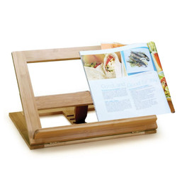 NATURAL LIVING COOKBOOK HOLDER