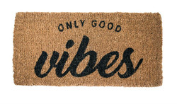 DOORMAT - ONLY GOOD VIBES