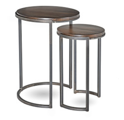 TAYLOR NESTING TABLES - SET OF 2