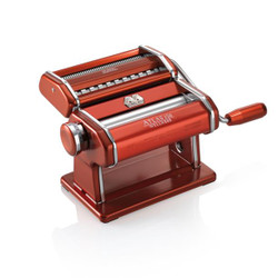 MARCATO STEEL PASTA MACHINE RED