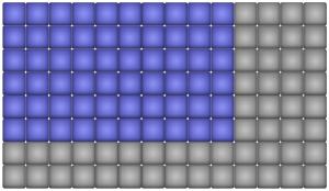 36x60 Medium Blanket