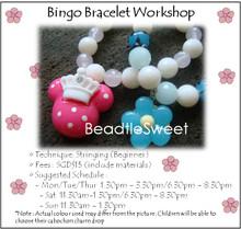 Jewelry Making: Bingo Bracelet Workshop