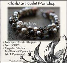 Jewelry Making Course : Charlotte Bracelet Workshop