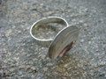 Ring with 18mm Curved Bowl