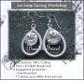 Jewelry Making Workshop : Ice Loop Earring Workshop