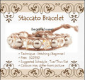 Jewelry Making Workshop : Staccato Bracelet Workshop