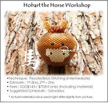 Jewelry Making Course : Hobart the Horse Workshop