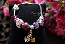Swarovski BeCharmed Bracelet - Mother's Day Edition