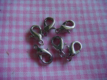 10mm Lobster Claw Nickel