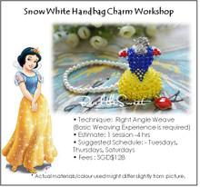 Jewelry Making Course : Snow White Handbag Charm Workshop
