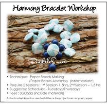 Jewelry Making Course : Harmony Bracelet Workshop