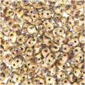 SuperDuo Beads 2.5X5mm Dark Chalk Travertine