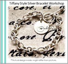 Jewellery Making Course : Tiffany Style Bracelet Workshop