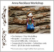 Jewellery Making Course: Anna Necklace Workshop