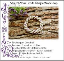 Stretch Your Limits Bangle Workshop