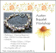 Austen Bracelet Workshop
