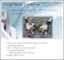 Jewelry Making Course: Basic Angel Workshop