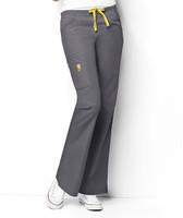 6 Pocket Flare Leg Pant