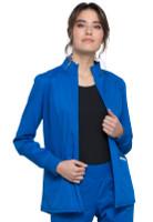 Revolution Zip Front High-Low Jacket