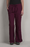 Flare Leg Draw String Pant