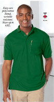 Soft Touch Pocket Polo