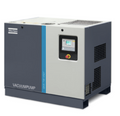 GHS 350 VSD Oil-sealed rotary screw vacuum pump