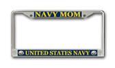 U.S. Navy Mom License Plate Frame
