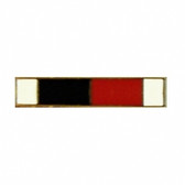 WWII Occupation Medal Ribbon Lapel Pin