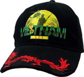 Vietnam Veteran - TOV with Dragon Cap