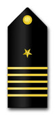 Navy Midshipman- Commander Vinyl Transfer Decal