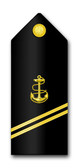 Navy Midshipman-Junior (Left) Vinyl Transfer Decal