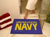 """US Navy All-Star Mat (34""""x45"""")"""