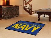 US Navy Rug (4x6)