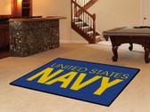 US Navy Rug (5x8)