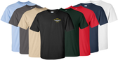 Custom Submarine T-Shirt with Your Submarine Name and Hull Number