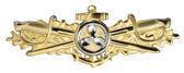 U.S. Navy Engineering Duty Officer EDO Regulation Size Badge Pin