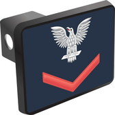 U.S. Navy Petty Officer 3rd Class E-4 Hitch Cover