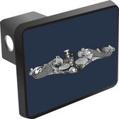 U.S. Navy Silver Dolphins Hitch Cover