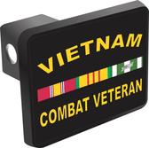 Vietnam Combat Veteran Hitch Cover