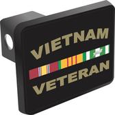 Vietnam Veteran OD Green Hitch Cover