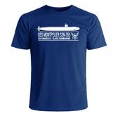USS Montpelier SSN-765 T-Shirt
