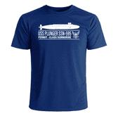 USS Plunger SSN-595 T-Shirt