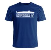 USS Woodrow Wilson SSBN-624 T-Shirt